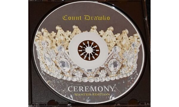 Count Drawko - Ceremony - Picture DIsc