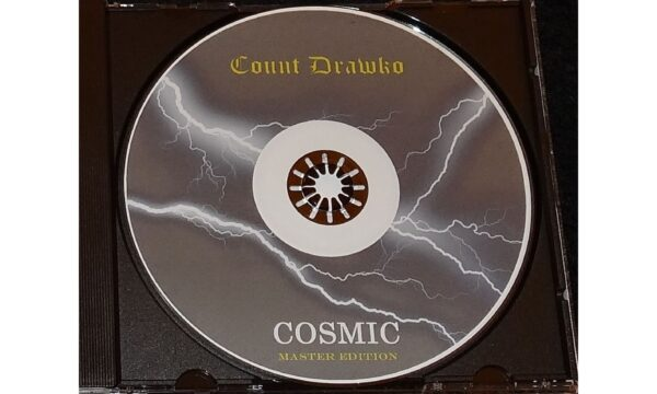 Count Drawko - Cosmic - Picture Disc