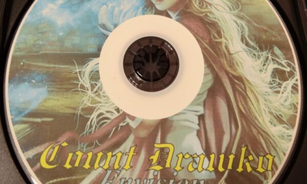 Count Drawko - Envision - Picture Disc