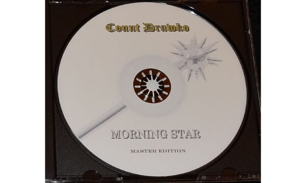 Count Drawko - Morning Star - Picture Disc