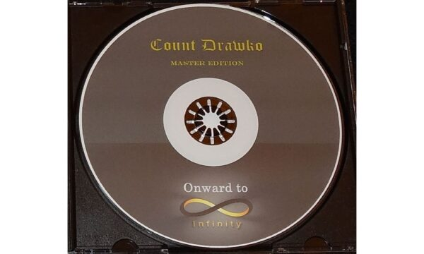 Count Drawko - Onward to Infinity - Picture Disc