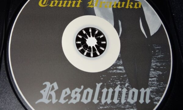 Count Drawko - Resolution - Picture Disc