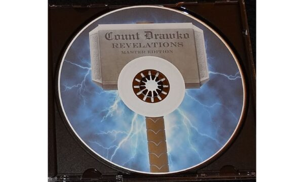 Count Drawko - Revelations - Picture DIsc
