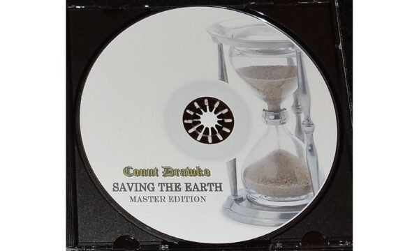 Count Drawko - Saving the Earth - Picture Disc